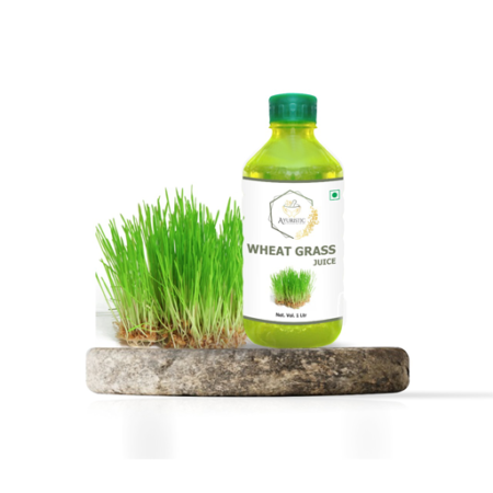 Wheat Grass Juice - 1 Ltr